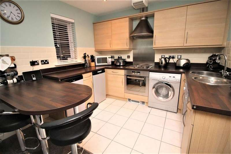1 Bedroom Apartment Flat for sale in Pennyroyal Road, Stockton-On-Tees
