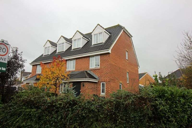 4 Bedrooms Property for sale in Galingale Way, Portishead