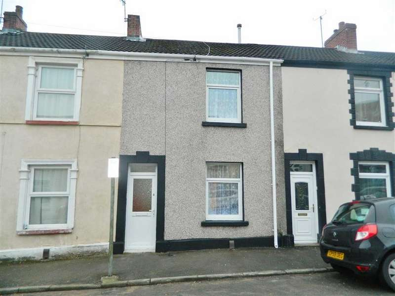 2 Bedrooms Terraced House for sale in Caswell Street, Swansea