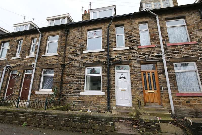 3 Bedrooms Terraced House for sale in Carr Street, Bradford, West Yorkshire, BD5 9QA