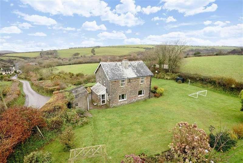 3 Bedrooms Detached House for sale in Martinhoe, Parracombe, Barnstaple, Devon, EX31