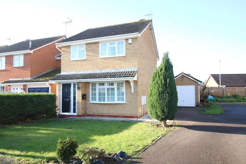 3 Bedrooms Detached House for rent in Ireton Way, March