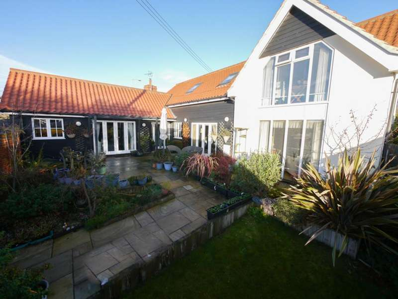 3 Bedrooms Detached House for sale in The New Craft Barn, Aldringham, Suffolk