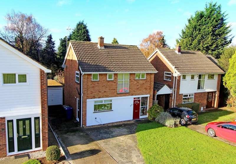 3 Bedrooms Detached House for sale in Waysbrook, Letchworth Garden City, SG6