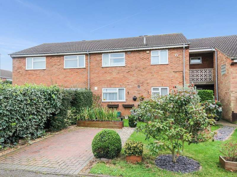 1 Bedroom Ground Maisonette Flat for sale in St Marks Close, Flitwick, MK45