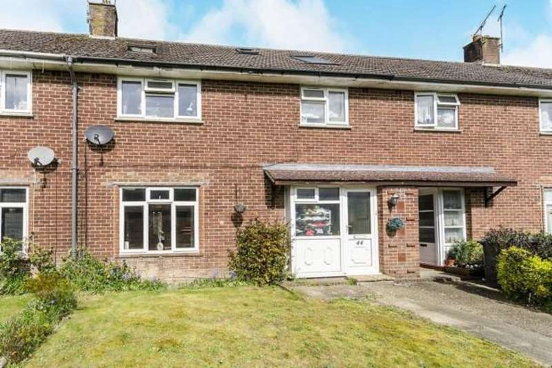 6 Bedrooms Terraced House for rent in Fromond Road, Weeke, Winchester SO22