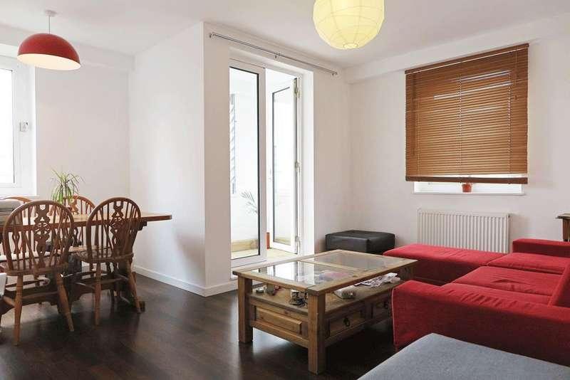 2 Bedrooms Flat for sale in Mace Street, London