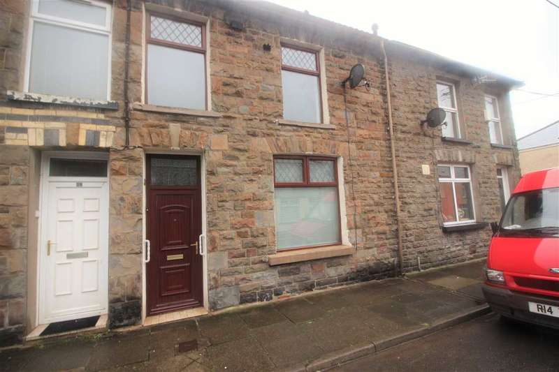 4 Bedrooms Terraced House for sale in Dumfries Street, Treorchy
