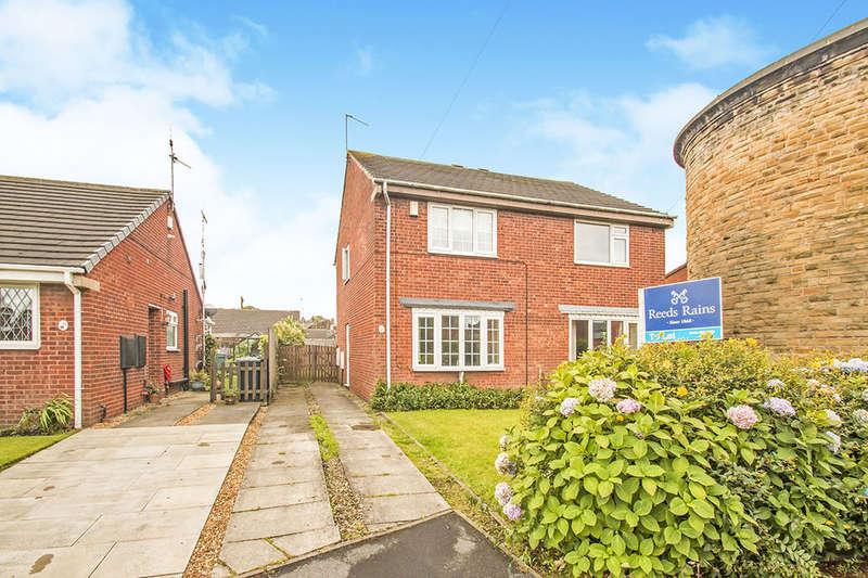2 Bedrooms Semi Detached House for rent in Alden Close, Morley, Leeds, LS27