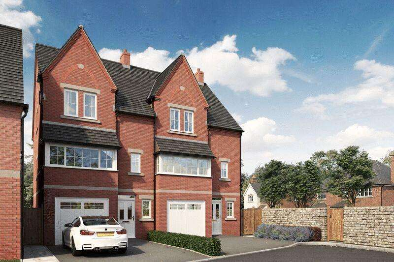 4 Bedrooms Terraced House for sale in SYCAMORE PARK, BESTWOOD VILLAGE