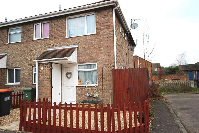1 Bedroom House for sale in Conway Close, Houghton Regis