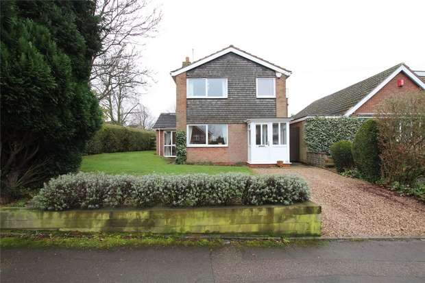 3 Bedrooms Detached House for sale in The Leasowe, Lichfield, Staffordshire