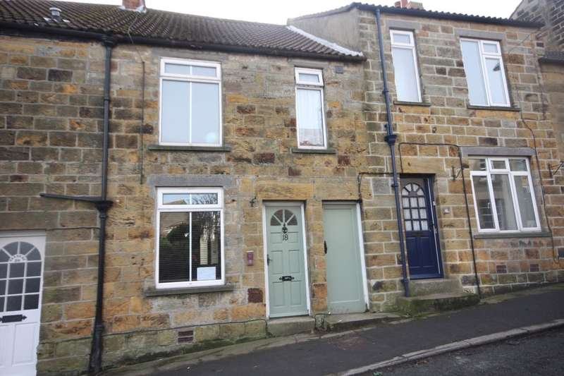 3 Bedrooms Terraced House for sale in Church Street, Castleton, Whitby, YO21