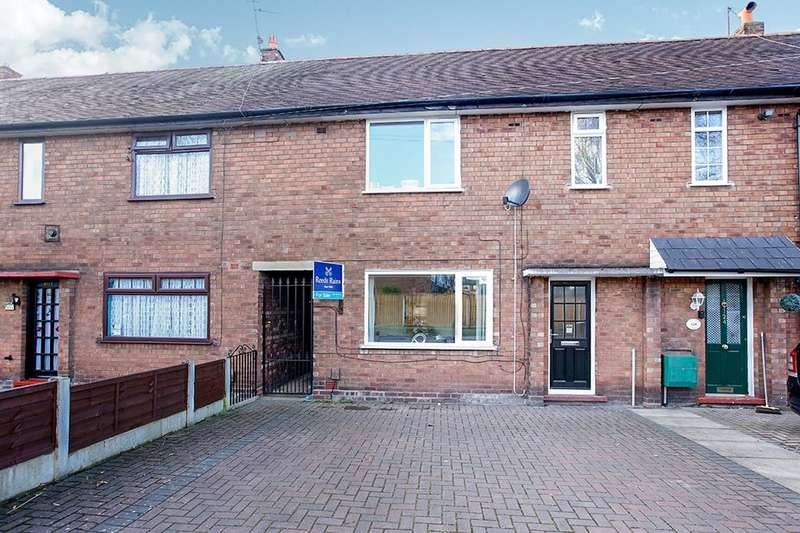 2 Bedrooms Terraced House for sale in Lowndes Lane, Stockport, SK2