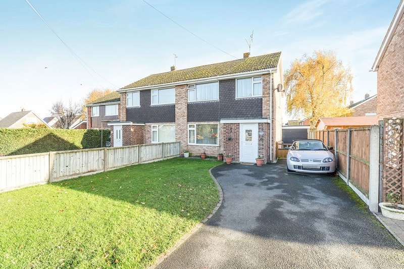 3 Bedrooms Semi Detached House for sale in The Limes, Kempsey, Worcester, WR5