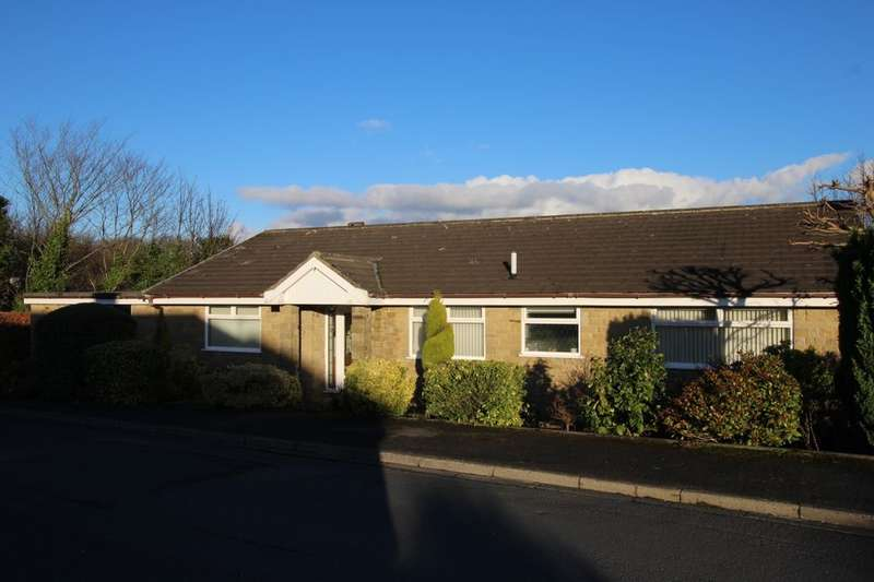 3 Bedrooms Detached Bungalow for sale in Halifax, HX3