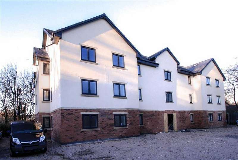3 Bedrooms Apartment Flat for sale in 203, Bamford Brook, Chadwick Hall Road, Rochdale, OL11
