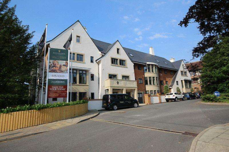 3 Bedrooms Retirement Property for sale in Bolnore Road, Haywards Heath