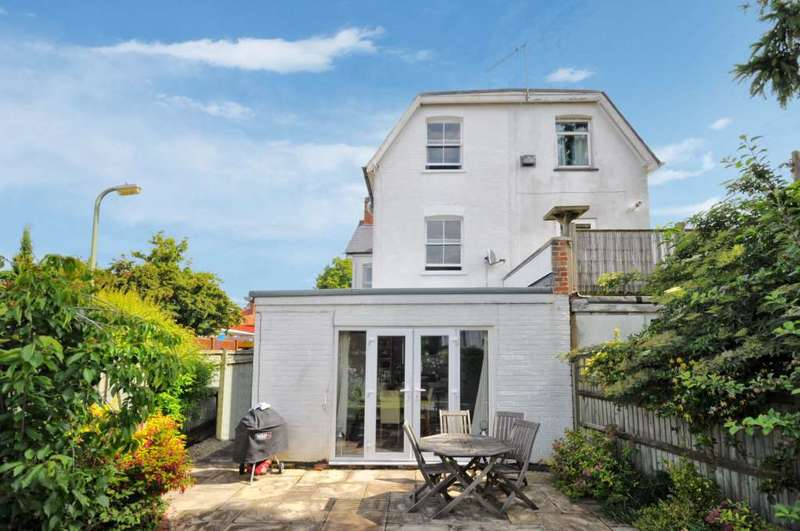 5 Bedrooms Semi Detached House for rent in Wallingford