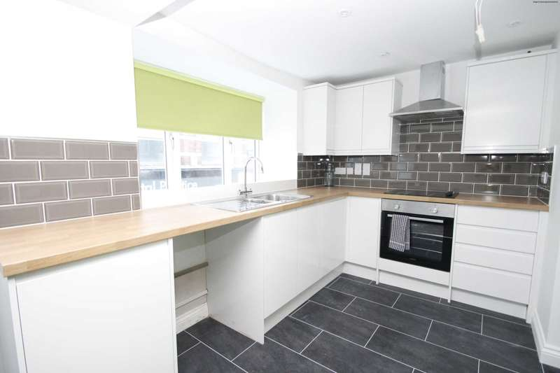 Apartment Flat for sale in Montagu Street, Kettering