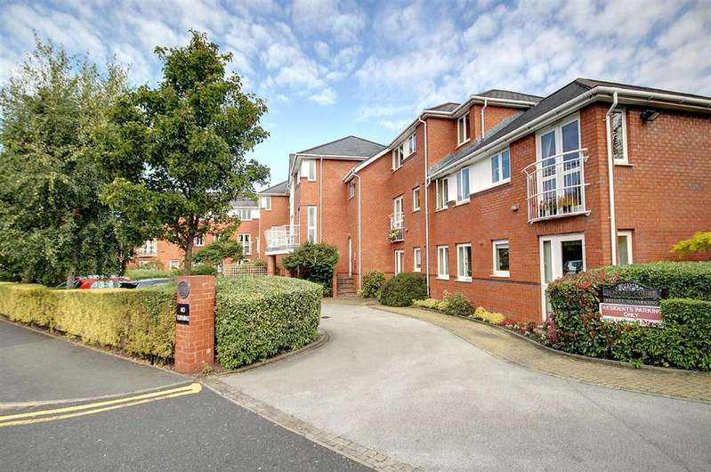 1 Bedroom Retirement Property for sale in Bedford Drive, Timperley, Cheshire