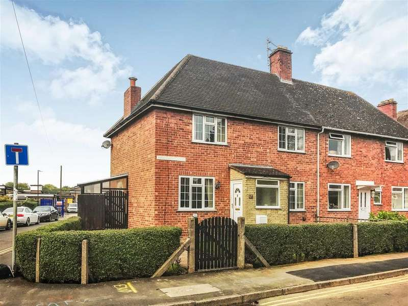 3 Bedrooms Semi Detached House for sale in Hawthorn Road, Leamington Spa