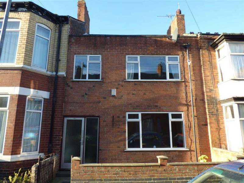 3 Bedrooms Terraced House for sale in Heathcote Street, Hull, East Yorkshire, HU6