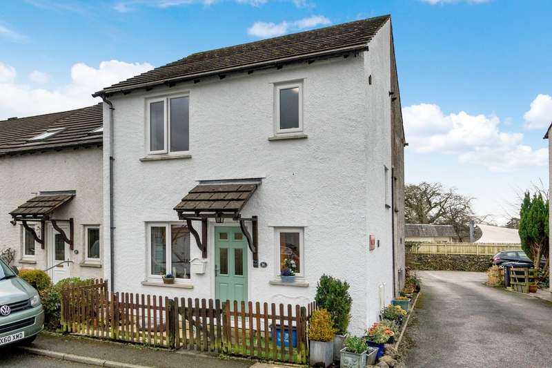 1 Bedroom Semi Detached House for sale in 26 Thornleigh Road, Kendal, Cumbria LA9 5HQ