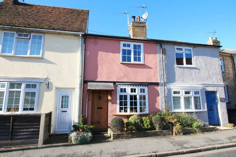 2 Bedrooms Terraced House for sale in Bengeo Street, Hertford