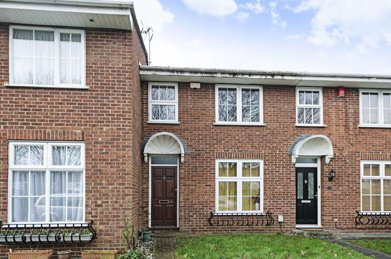 3 Bedrooms Terraced House for sale in Aldbury Mews, Enfield, N9