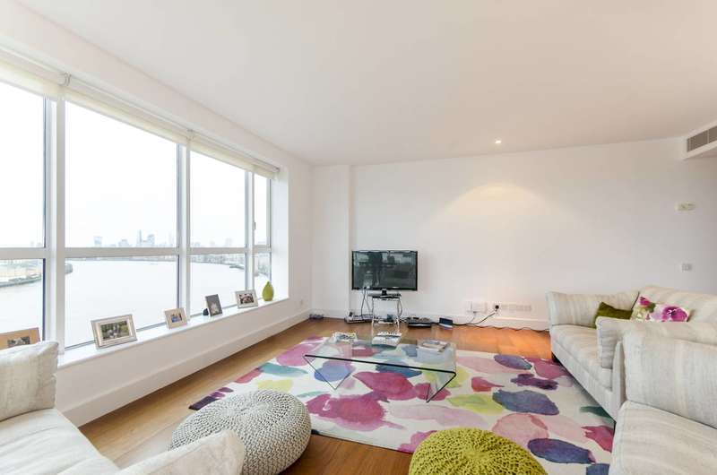 3 Bedrooms Flat for rent in Westferry Circus, Canary Wharf, E14