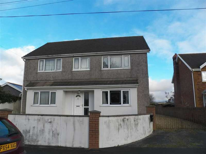 4 Bedrooms Detached House for sale in Station Road, Llangennech, Llanelli