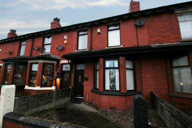4 Bedrooms Terraced House for sale in Lily Lane, Wigan, Lancashire, Greater Manchester, WN2 5LL