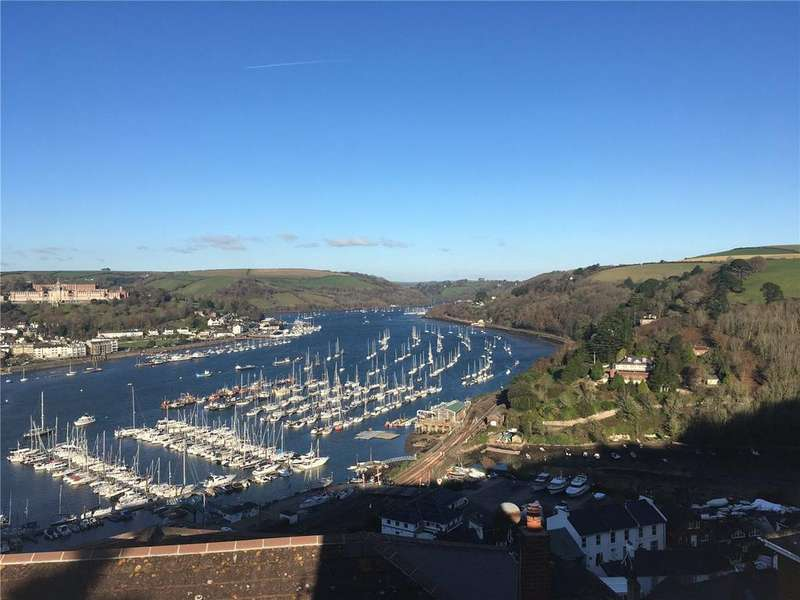 3 Bedrooms Maisonette Flat for sale in Mount Pleasant, Higher Contour Road, Kingswear, TQ6