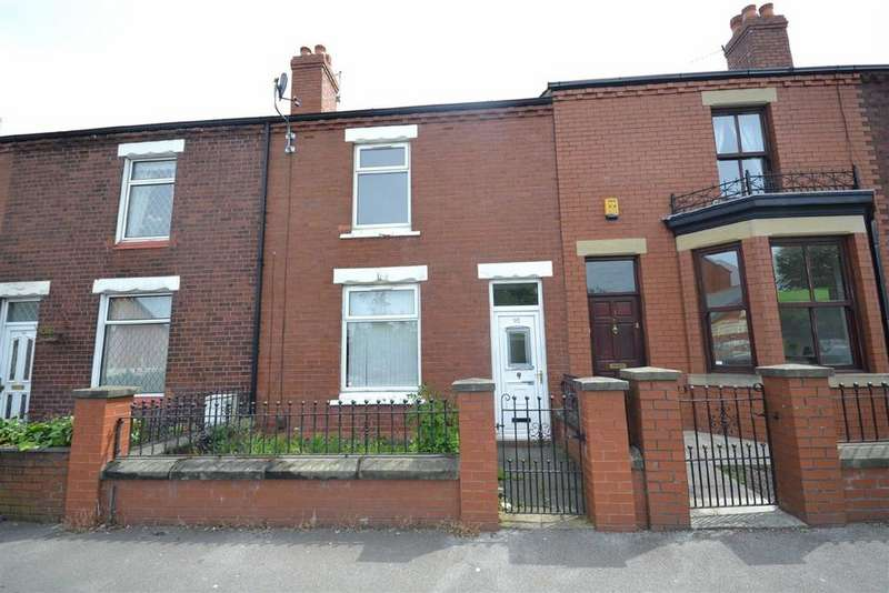 3 Bedrooms Terraced House for sale in Gidlow Lane, Springfield, Wigan, WN6