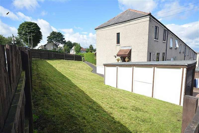 2 Bedrooms End Of Terrace House for sale in Rawson Avenue, Accrington, Lancashire, BB5