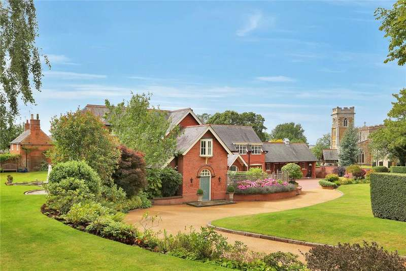 5 Bedrooms Detached House for sale in Main Street, Rotherby, Melton Mowbray
