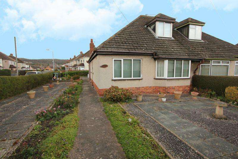 3 Bedrooms Semi Detached Bungalow for sale in Trewen, Denbigh