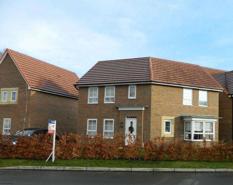 3 Bedrooms Detached House for sale in Rimmer Grove, Sandbach