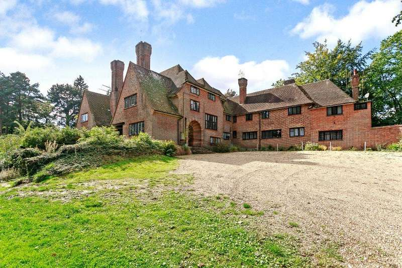 7 Bedrooms Detached House for sale in Westwood Road, Windlesham, Surrey, GU20