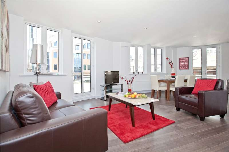 1 Bedroom Apartment Flat for rent in One Whites Row, White's Row, Liverpool Street, London, E1
