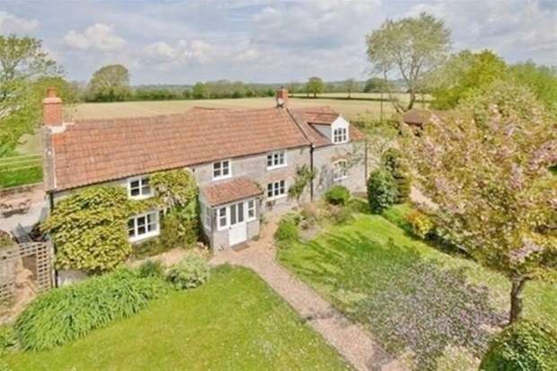 4 Bedrooms Detached House for sale in Ham Street