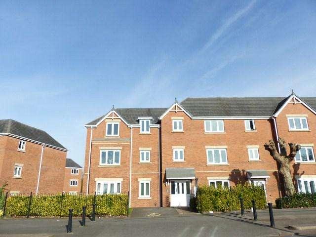 2 Bedrooms Apartment Flat for sale in Somerton Court, Erdington