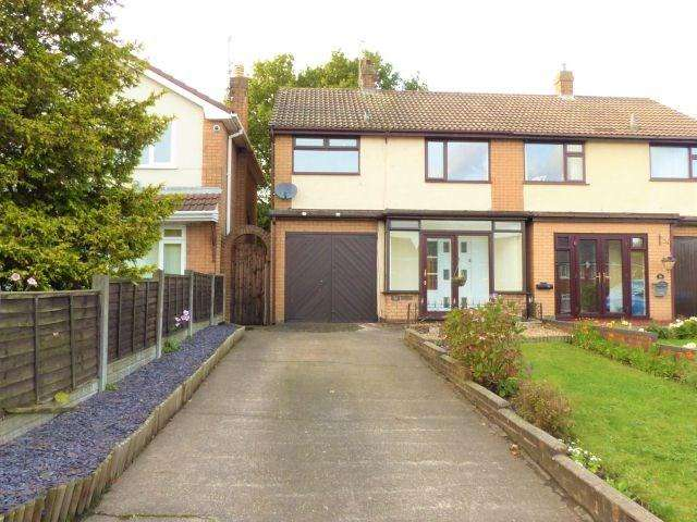 3 Bedrooms Semi Detached House for sale in Lichfield Road, Shelfield