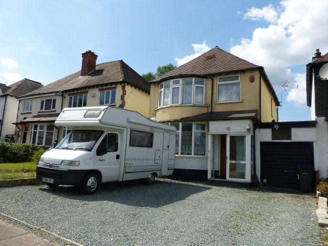 3 Bedrooms Detached House for sale in Rollason Road, Birmingham