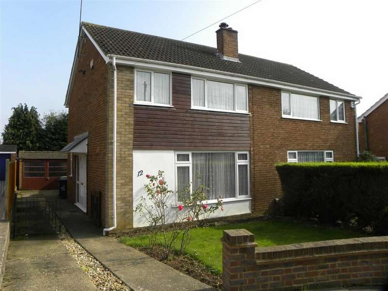3 Bedrooms Semi Detached House for sale in Ereswell Road, Luton, Bedfordshire, LU3