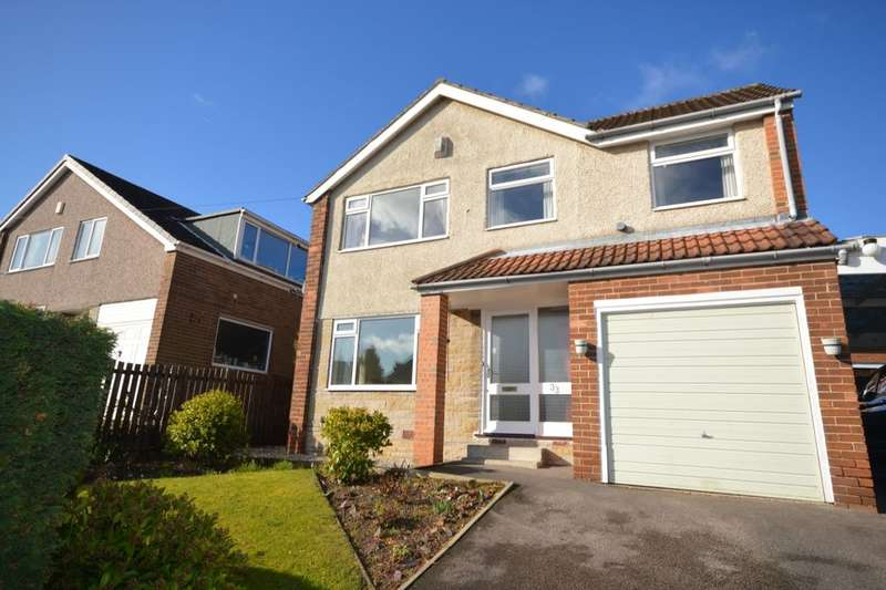 3 Bedrooms Detached House for rent in Ashdene Crescent, Crofton, Wakefield, WF4