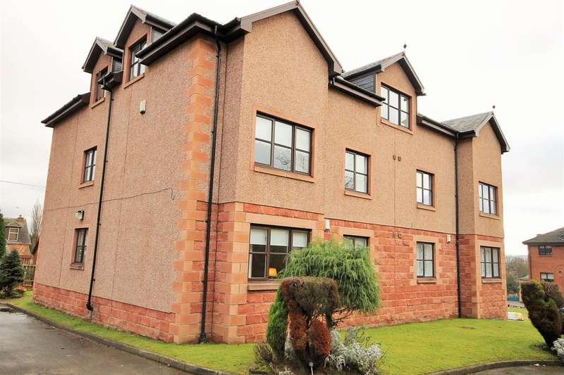 3 Bedrooms Flat for rent in Hamilton Road, Braeside Gardens, Motherwell