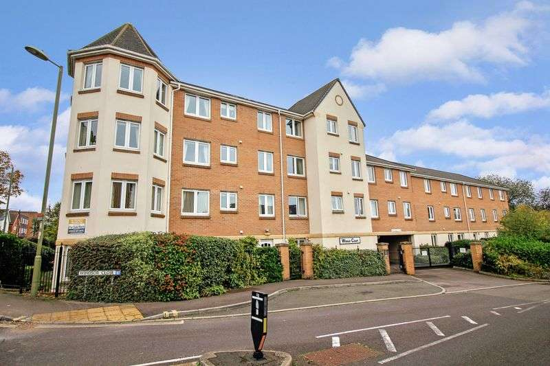 1 Bedroom Property for sale in Wilmot Court, Farnborough, GU14 7NS