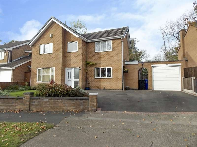 3 Bedrooms Detached House for sale in Longmoor Road, Long Eaton